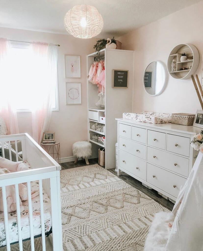 Room Inspiration – Cozy Nursery