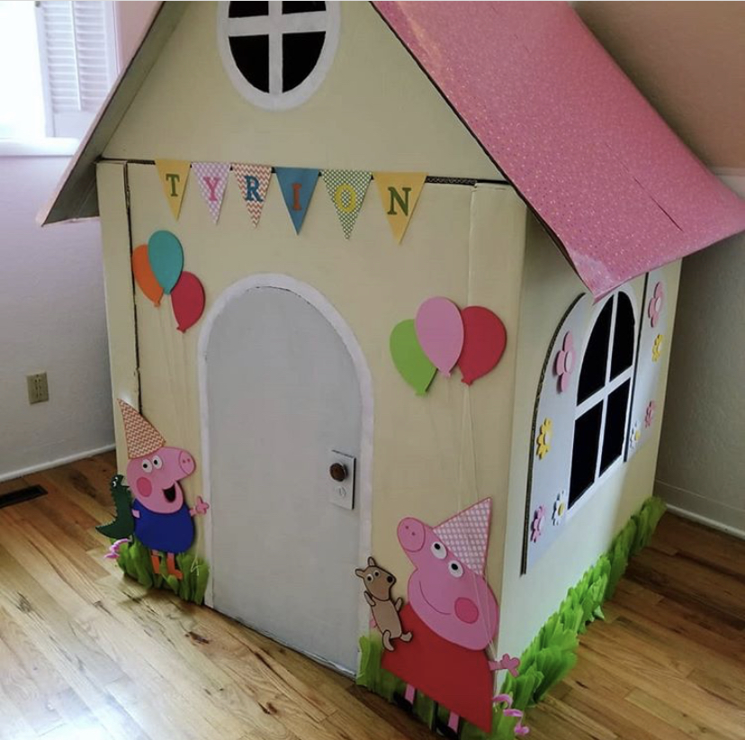 kids playhouse diy ideas