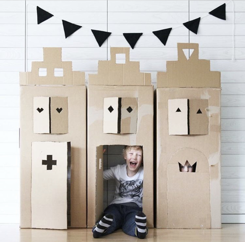 kids palyhouse ideas