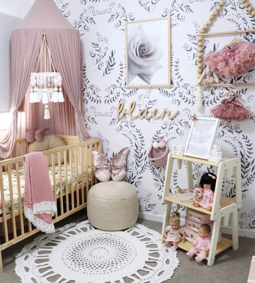 Room Inspiration – Cozy Nursery